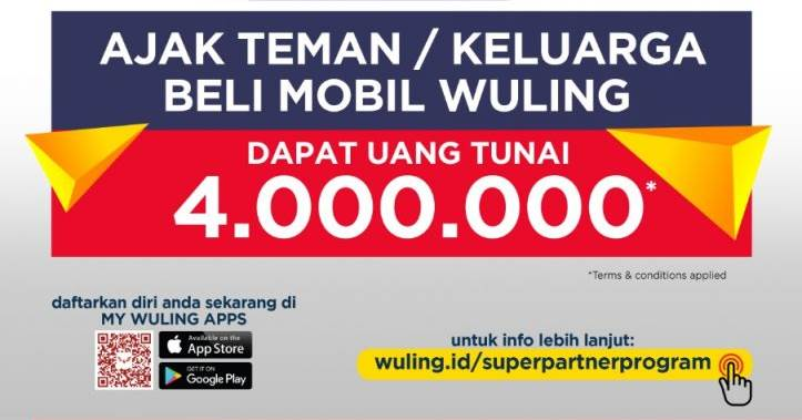 Wuling Super Partner Program -1