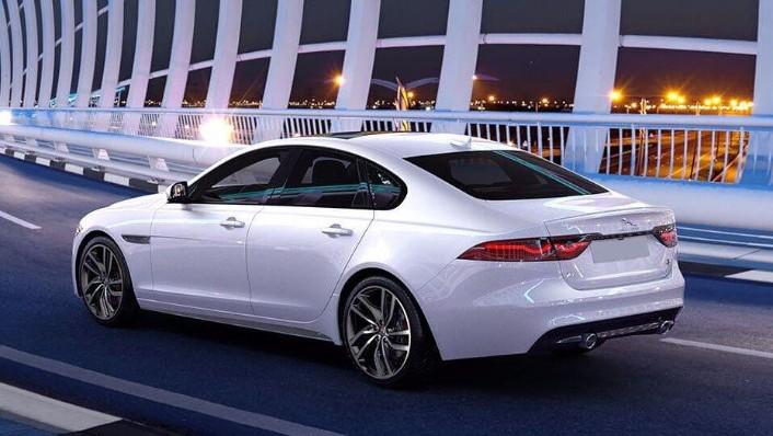 Jaguar XF 2019 Exterior 007
