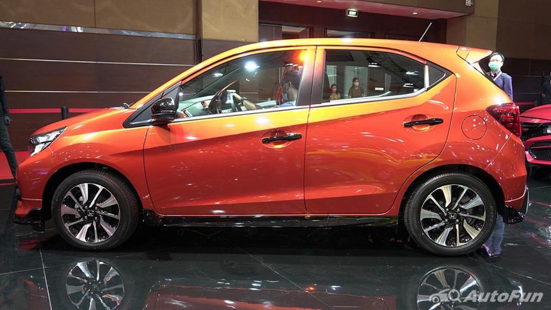 Honda Brio RS CVT Exterior 058