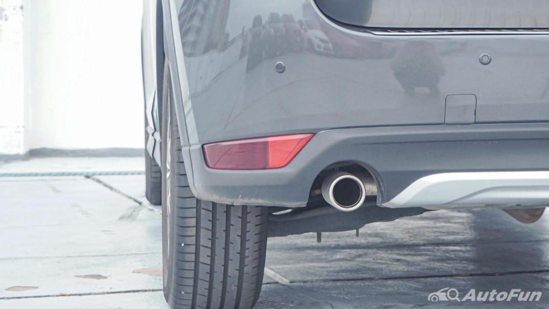 Mazda CX 5 Elite Exterior 024