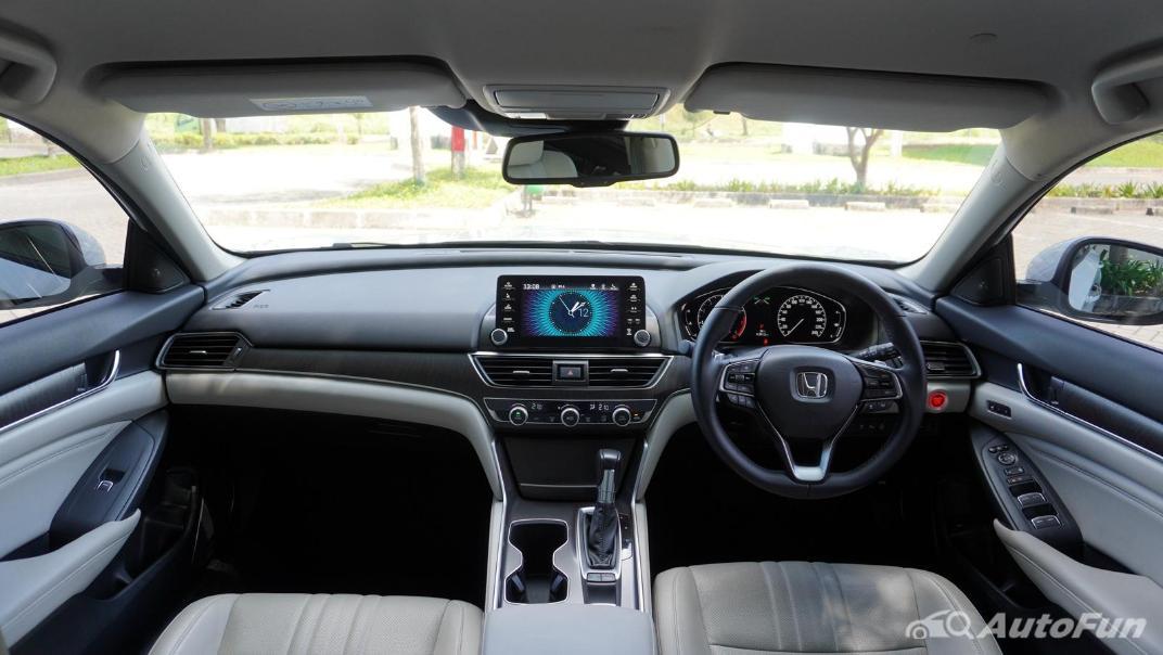 2021 Honda Accord 1.5L Interior 001
