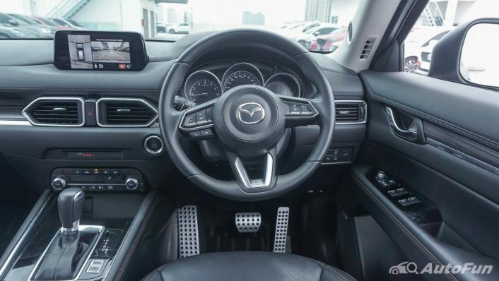 Mazda CX 5 Elite Interior 006