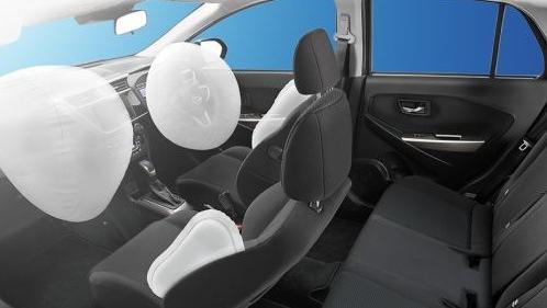 Daihatsu Sirion 2019 Interior 008