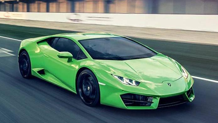 Lamborghini Huracan 2019 Exterior 038