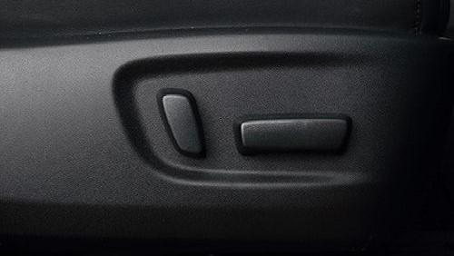 Toyota Alphard 2019 Interior 003