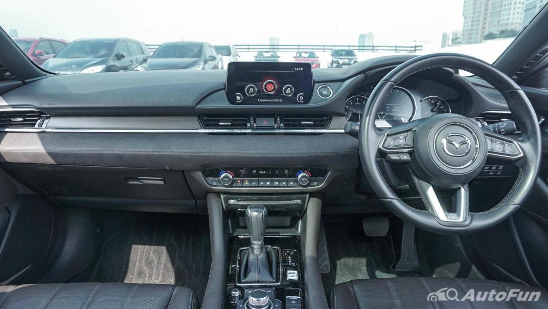 Mazda 6 Elite Estate Interior 005