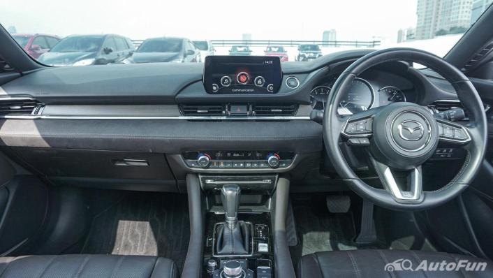 Mazda 6 Elite Estate Interior 005