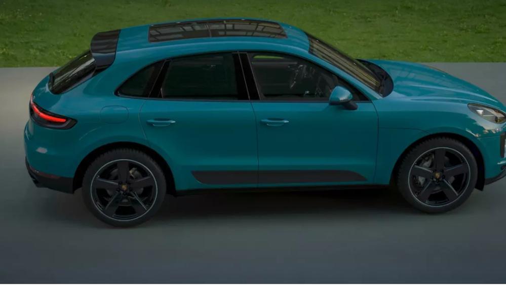 Porsche Macan 2019 Exterior 008