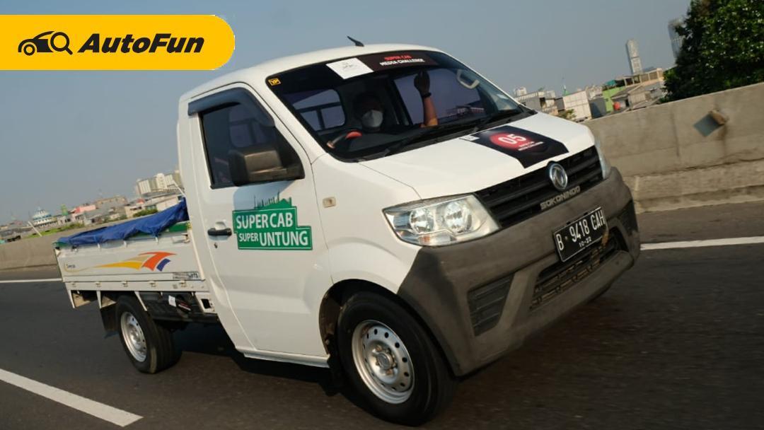 Konsumsi BBM DFSK Super Cab Tembus 12 Km/Liter, Apakah Lebih Efisien Dari Suzuki Carry? 01