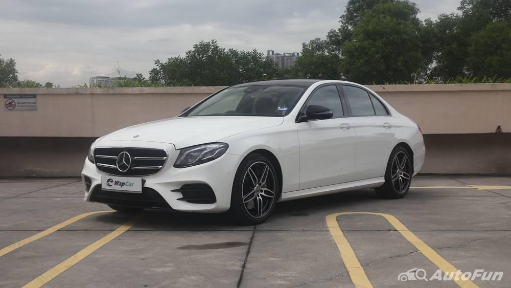 Mercedes-Benz E-Class 2019 Exterior 027