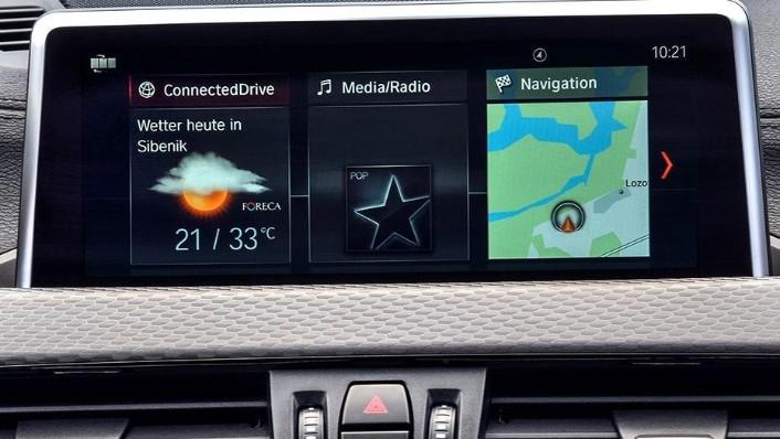 BMW X2 2019 Interior 004