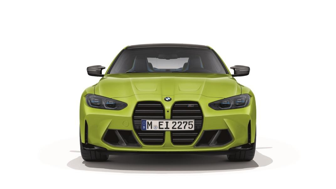 2021 M4 Coupe Competition Exterior 005