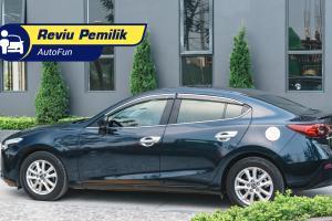 Review Pemilik: Rasa pengendaraan Mazda3 sama seperti BMW, kenapa Mazda3 di Indonesia kurang laku?
