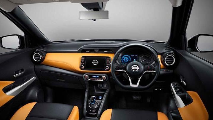 2020 Nissan Kicks e-POWER Interior 001