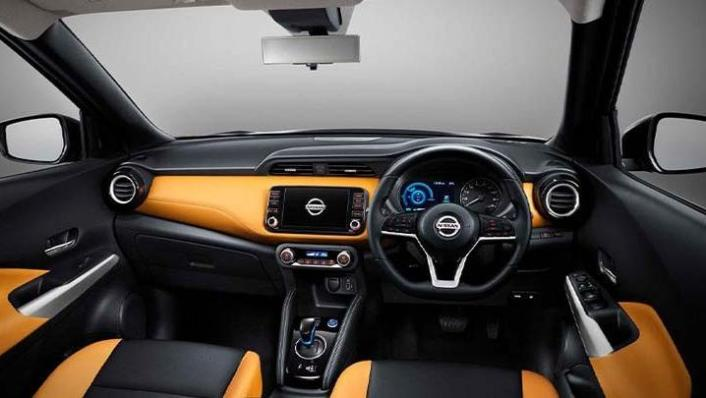 2020 Nissan Kicks e-POWER Interior 001
