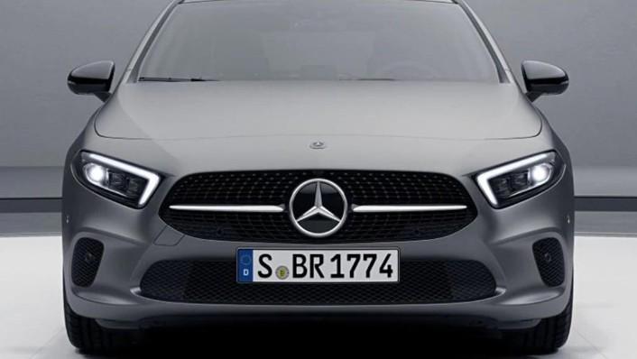 Mercedes-Benz A-Class 2019 Exterior 003