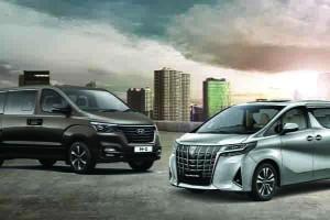 Melihat Spesifikasi, Toyota Alphard Lebih Unggul Dari Hyundai H-1?