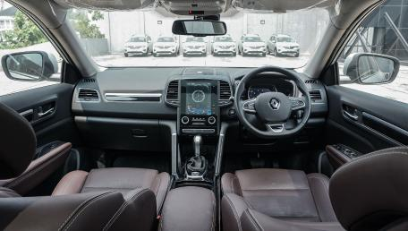 Renault Koleos Signature Daftar Harga, Gambar, Spesifikasi, Promo, FAQ, Review & Berita di Indonesia | Autofun