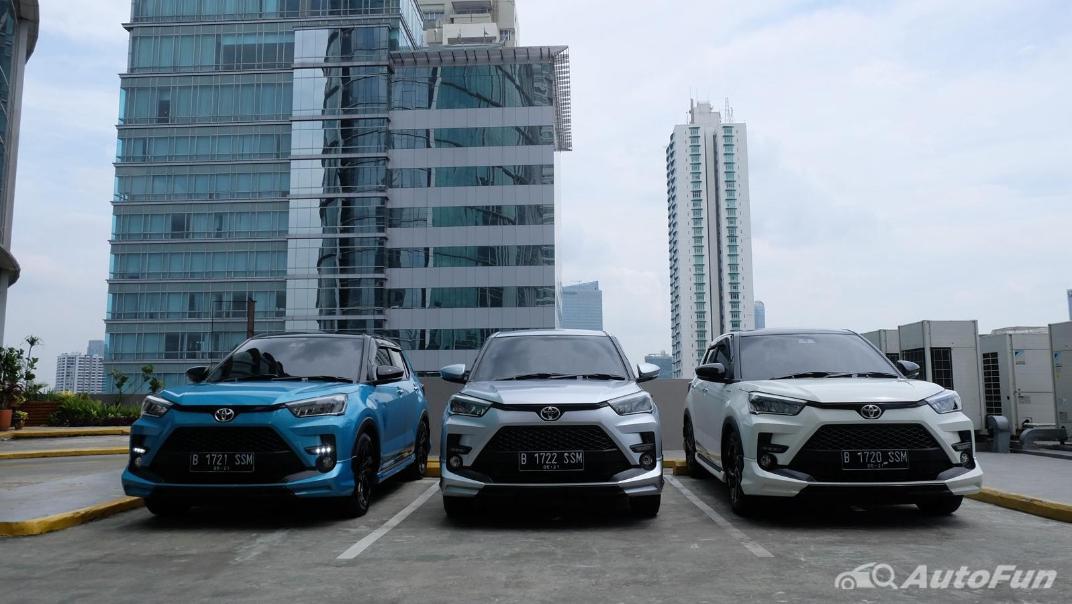 2021 Toyota Raize Exterior 030