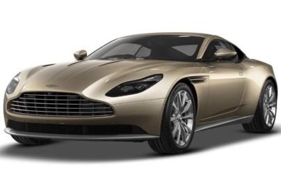 Aston Martin DB11 A Design Evolution