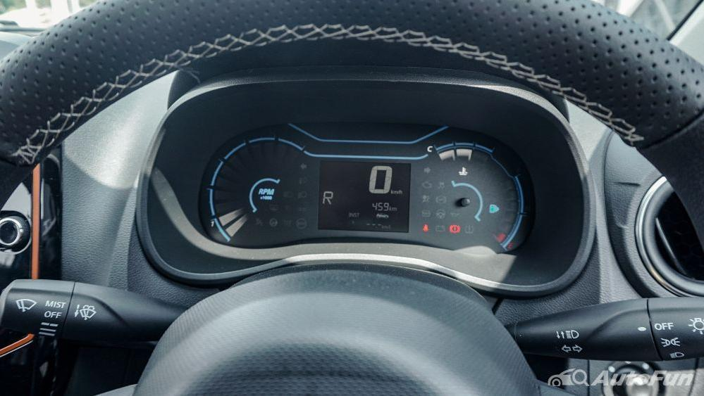 Renault Kwid 2019 Interior 004