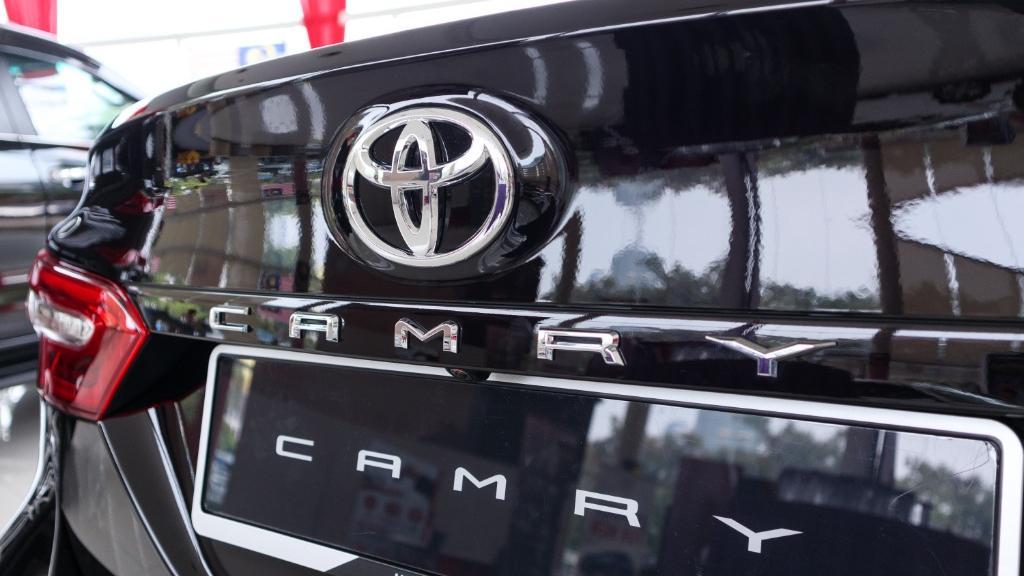 Toyota Camry 2019 Exterior 018