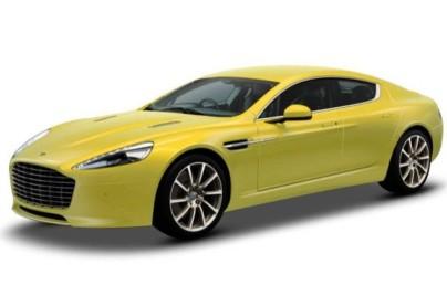 Aston Martin Rapide S Luxury