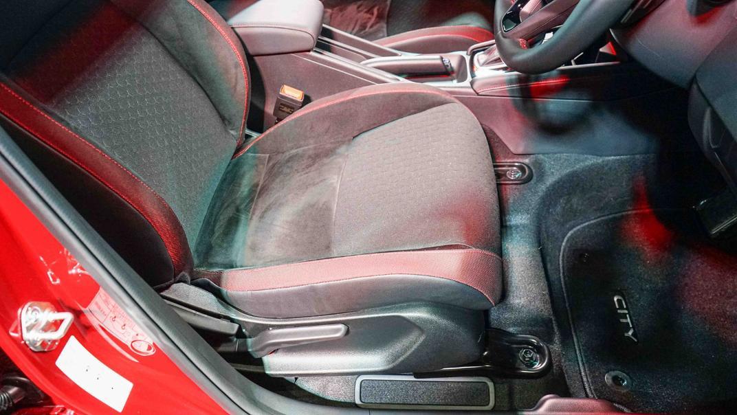 2021 Honda City Hatchback International Version Interior 022