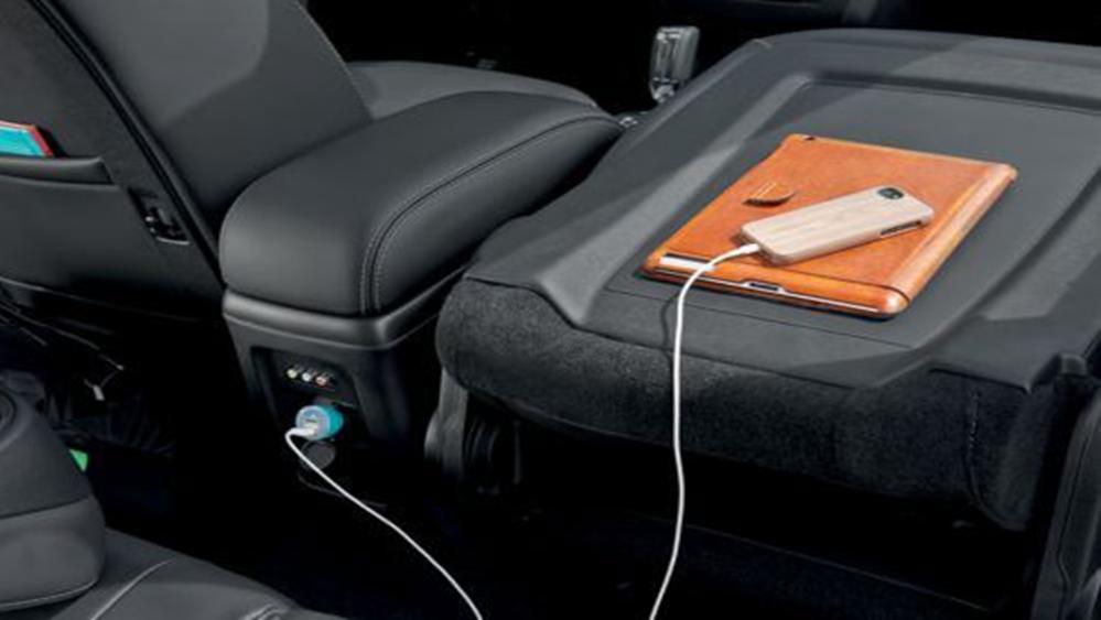 Dodge Journey 2019 Interior 007