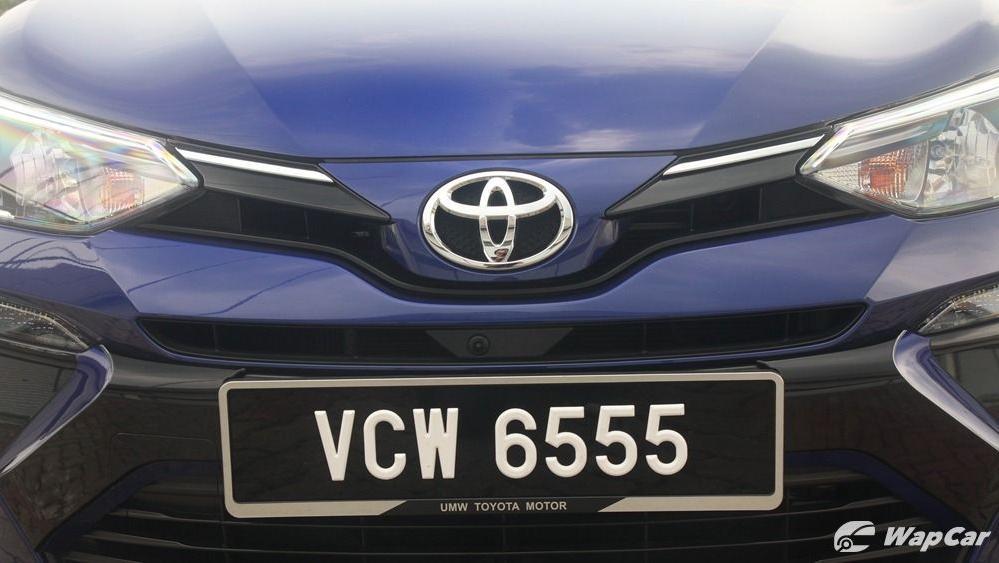 Toyota Vios 2019 Exterior 036