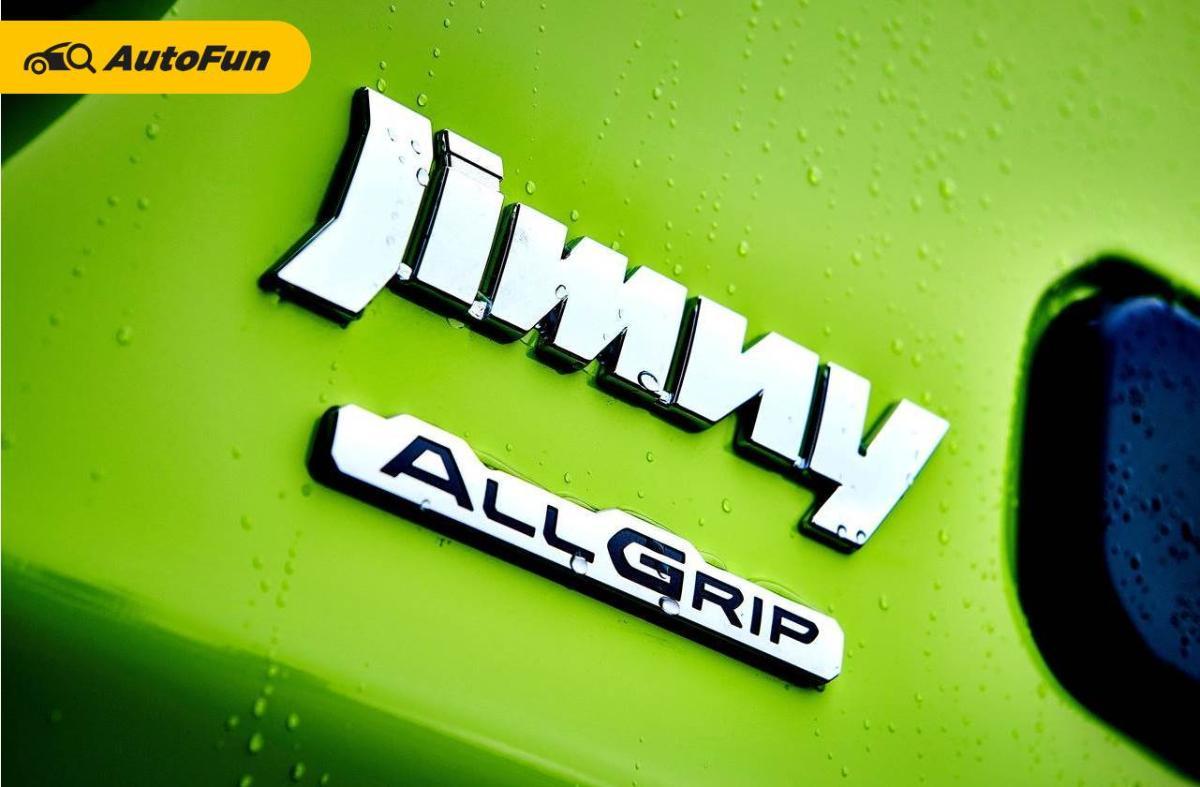 Suzuki Jimny 5 Pintu 2021