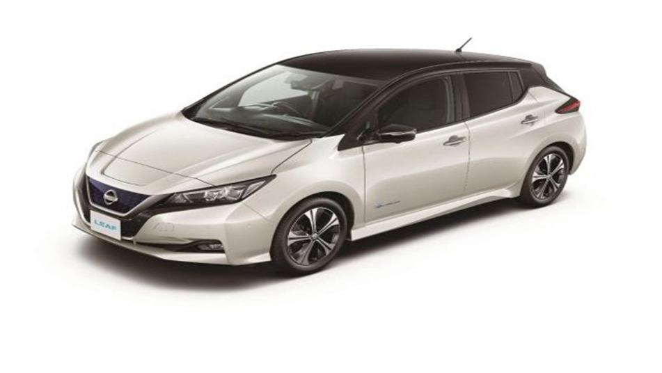 Nissan Leaf 2019 Exterior 003