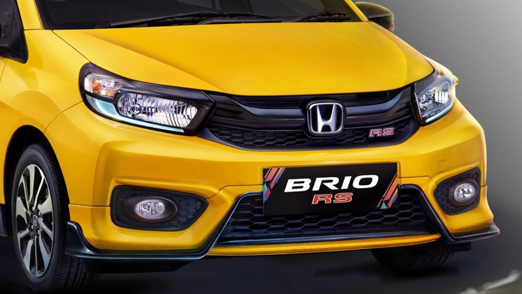 2021 Honda Brio RS M/T Urbanite Edition Exterior 002
