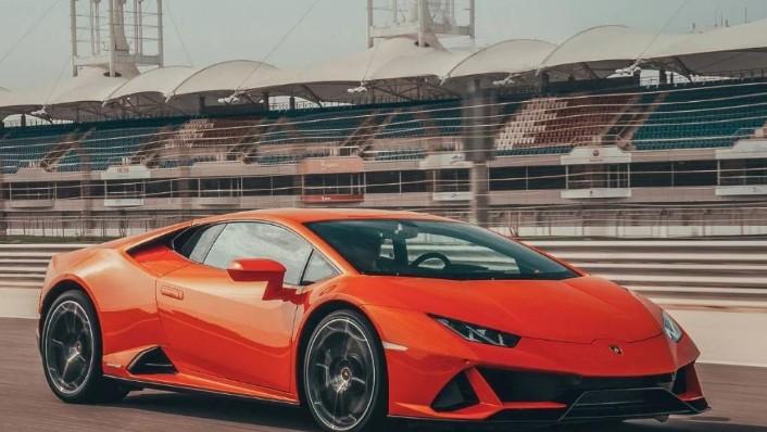 Lamborghini Huracan 2019 Exterior 006