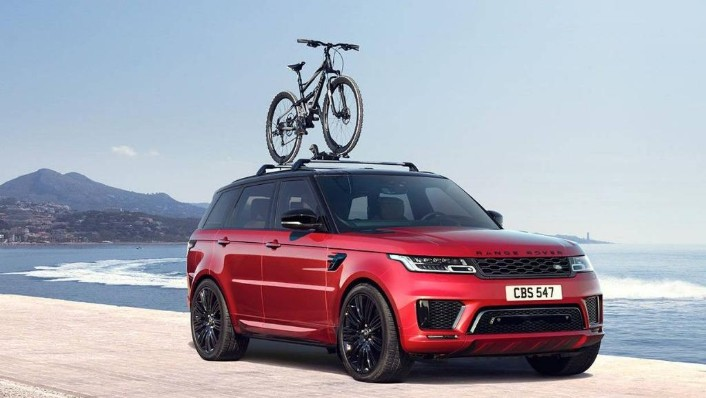 Land Rover Range Rover Sport 2019 Exterior 006