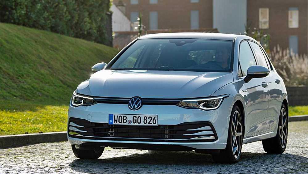 Volkswagen Golf 2019 Exterior 102