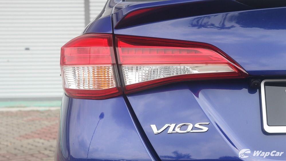 Toyota Vios 2019 Exterior 041