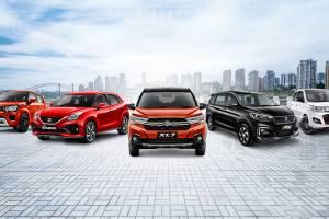 Berkat XL-7, Ertiga, dan Carry Pickup Buat Penjualan Suzuki Meroket di Agustus 2021