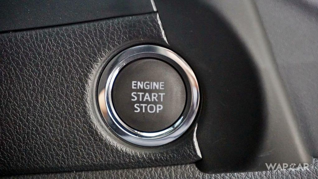 Toyota Corolla Altis 2019 Interior 178