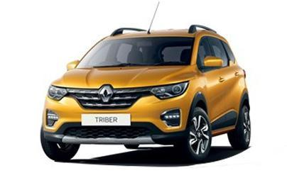 Renault Triber RXZ AT