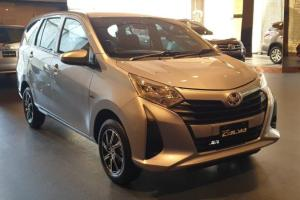 Pakai Mesin Kecil, Tenaga Toyota Calya 2021 Kurang Galak Kalau Penumpang Full?