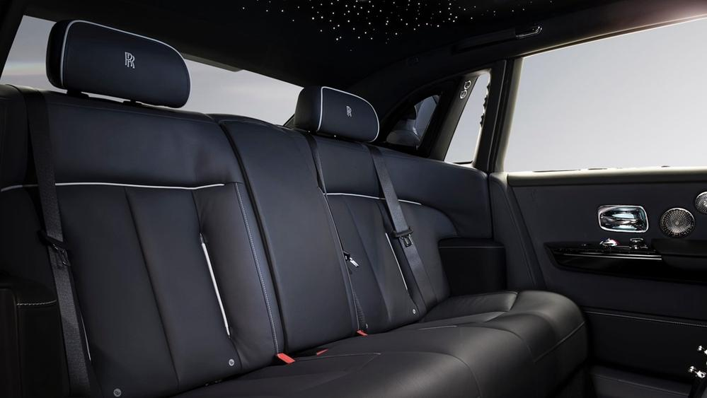 Rolls Royce Phantom 2019 Interior 009