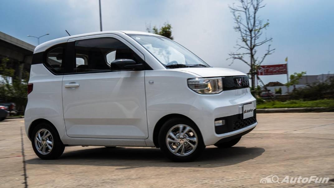 2021 Wuling Mini EV Upcoming Version Exterior 045
