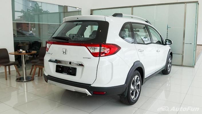 Honda BRV 2019 Exterior 003