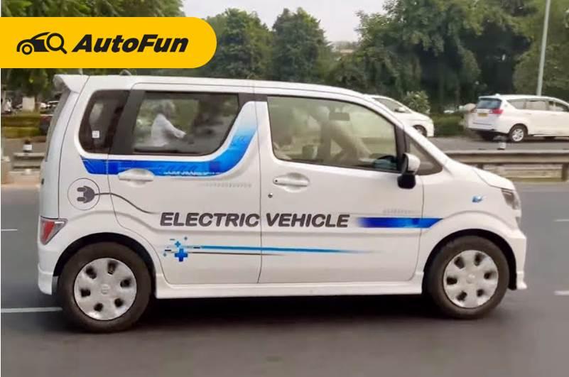 Mobil Listrik Suzuki Murah