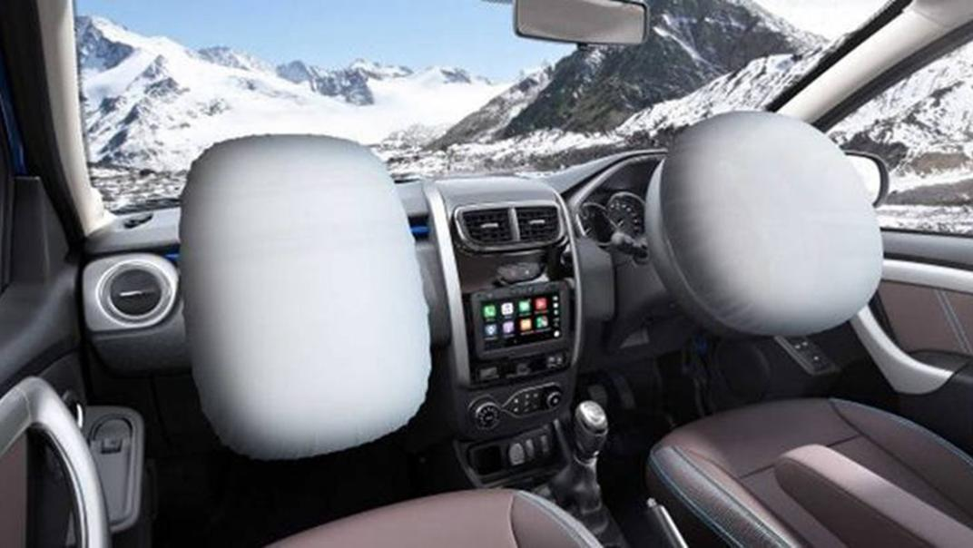 Renault Duster 2019 Interior 016