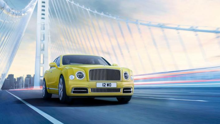 Bentley Mulsanne 2019 Exterior 006