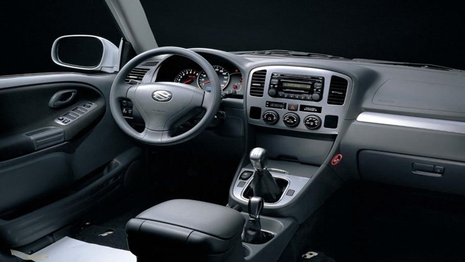 Suzuki XL7 2019 Interior 003