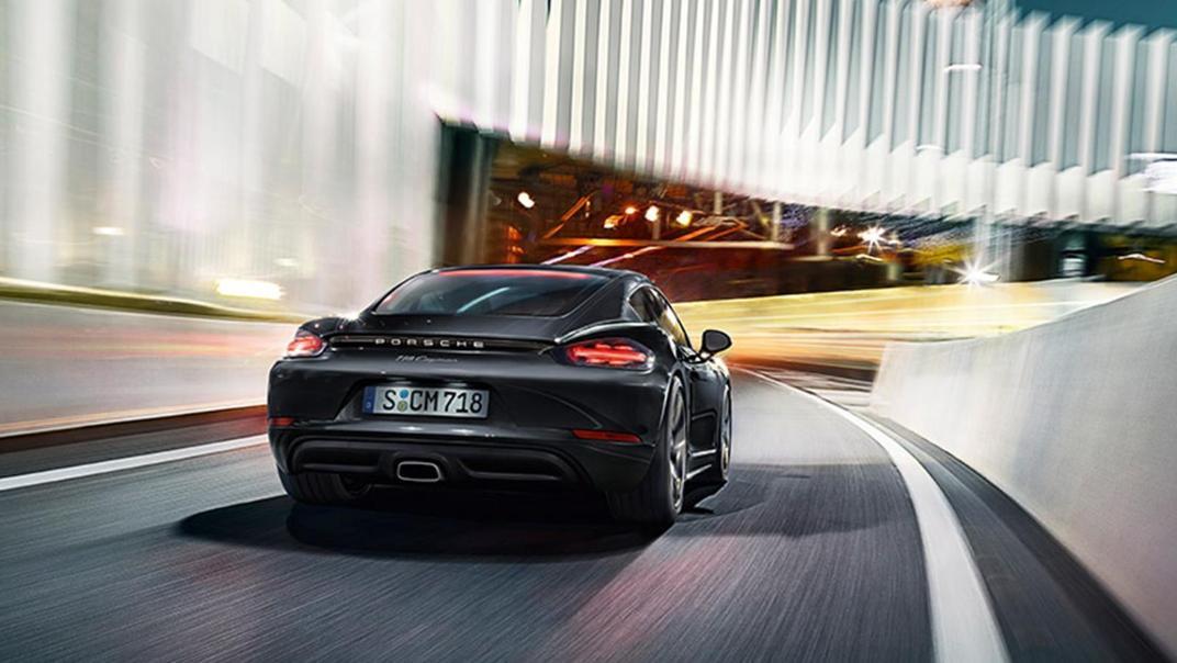 Porsche 718 2019 Exterior 046