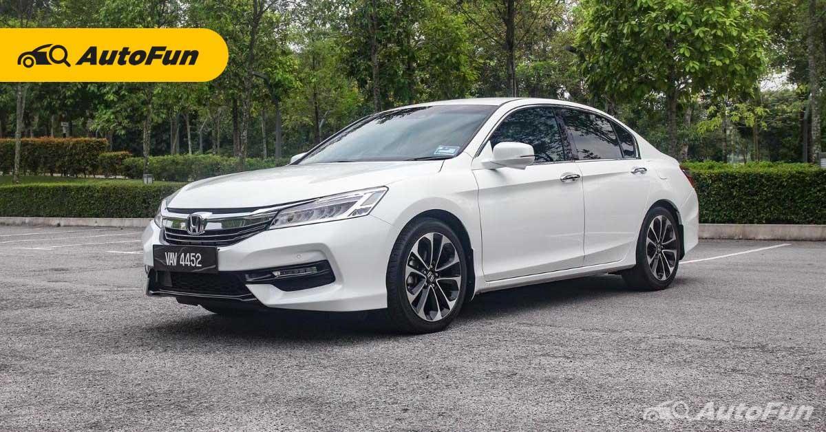 FAQ: Tentang Honda Accord, Kami Bantu Menjawabnya 01